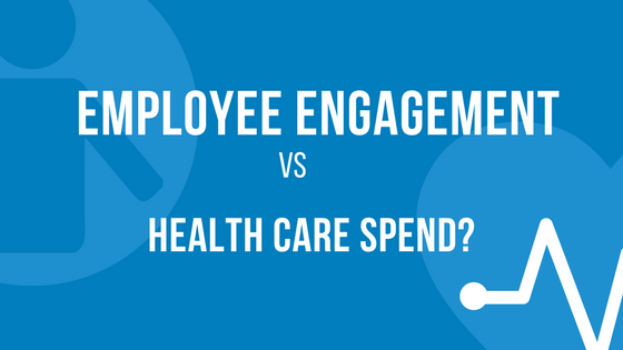 Employee Engagement vs Health Care Spend