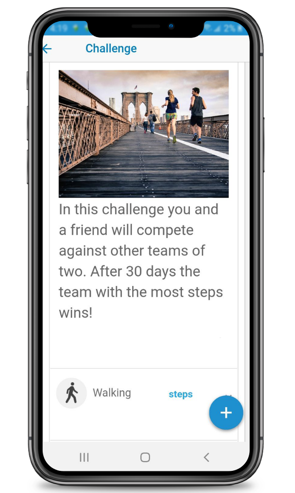 earn rewards by checking in at a gym