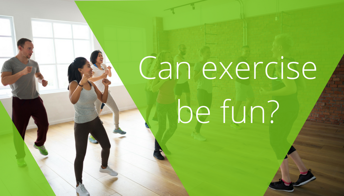 Can exercise be fun?