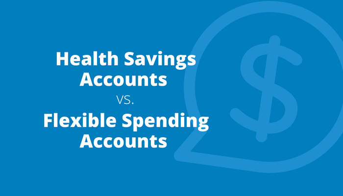Health Savings Accounts vs. Flexible Spending Accounts