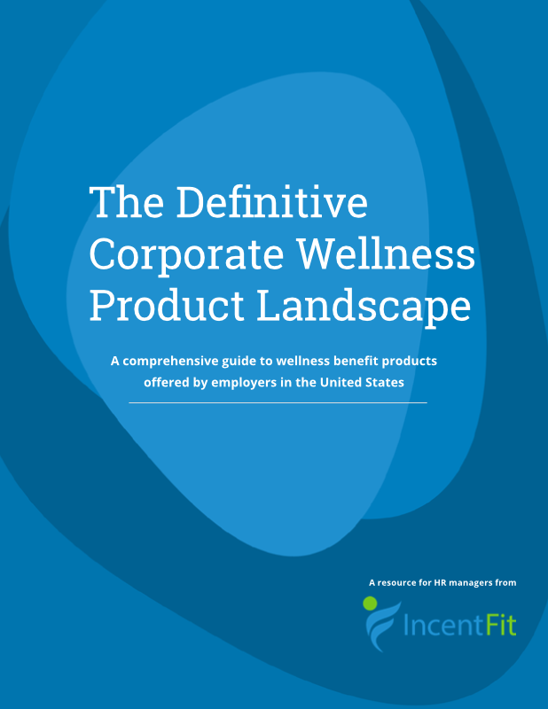 The Definitive Corporate Wellness Landscape cover image