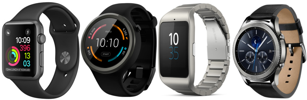 8c2e416f9 Best Smartwatches of 2017