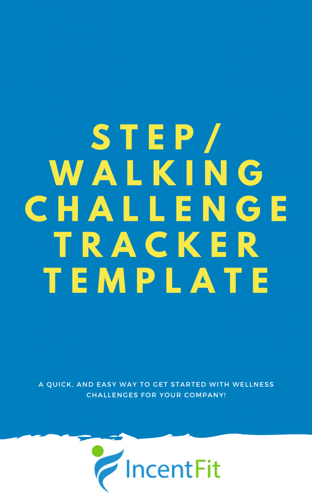 workplace fitness challenge template